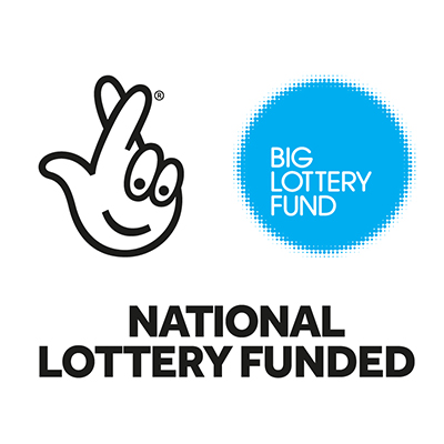 We've been awarded a Big Lottery Fund grant!