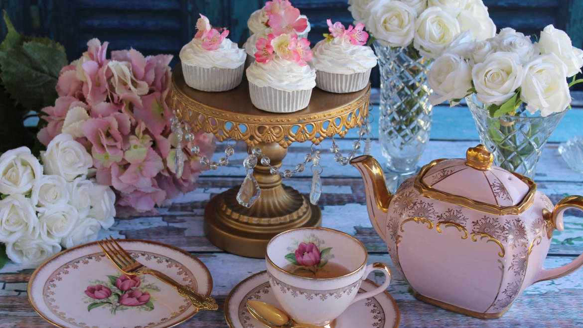 Join us for Afternoon Tea